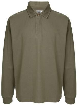 Margaret Howell long sleeved polo shirt