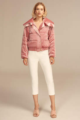 Finders Keepers ROMANA JACKET dust pink