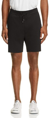 HUGO Dibbons Sweat Shorts $115 thestylecure.com