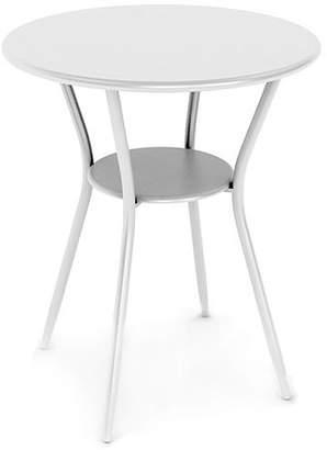 Atlantic Bistro Round Table, White