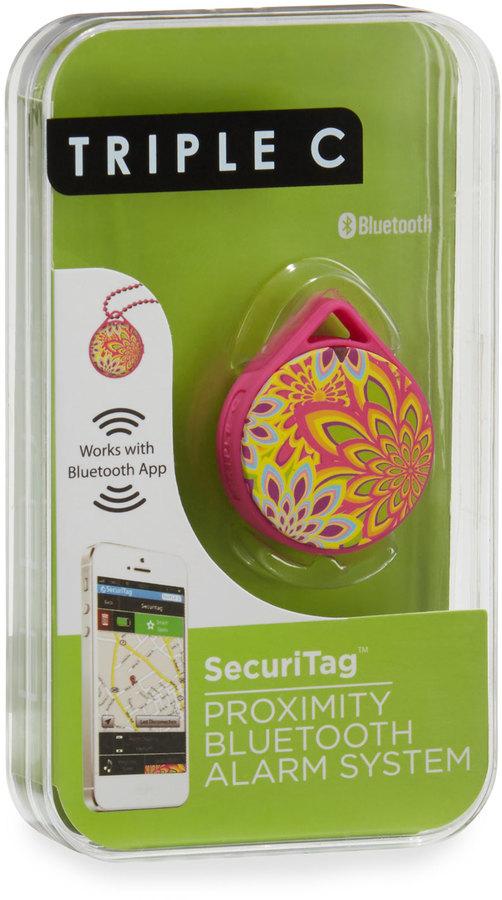 Triple C Designs SecuriTag Proximity Bluetooth Alarm System, Kaleidoscope