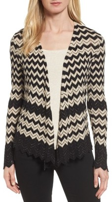 Women's Nic+Zoe Enchanted 4-Way Convertible Cardigan $168 thestylecure.com