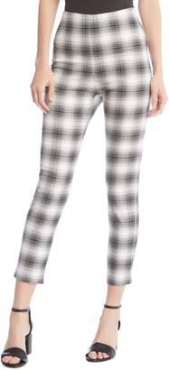Karen Kane Piper Plaid Skinny Pants