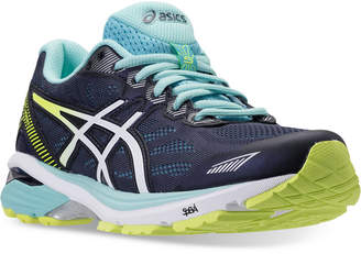 Asics Women's GT-1000 5 Running Sneakers from Finish Line $99.99 thestylecure.com