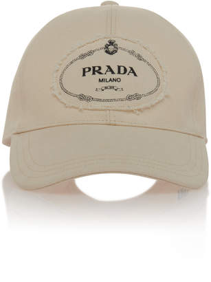 Prada Savoy Canvas Baseball Hat