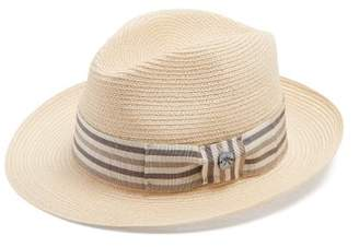 Filù Hats Filu Hats - Sinatra Hemp Straw Hat - Womens - Cream
