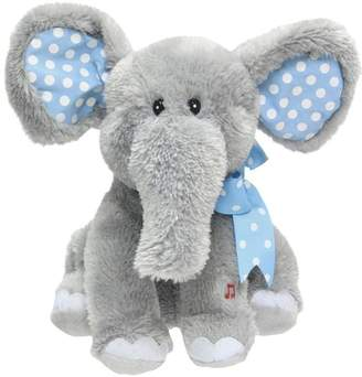 Cuddle-Barn Musical Stuffed Elephant