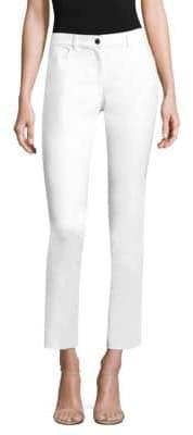 Michael Kors Samantha Stretch Cotton Pants