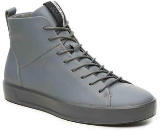 Ecco Soft 8 High-Top Sneaker - Men's