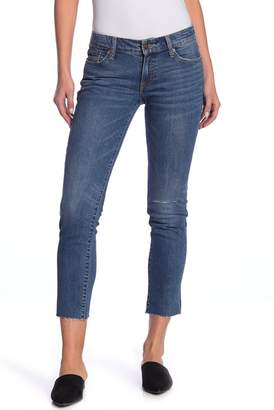 Lucky Brand Sweet Crop Slit Knee Jeans