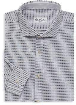 Robert Graham Chai Graphic Dress Shirt