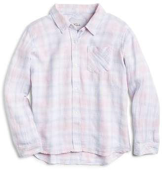 Rails Girls' Cora Plaid Shirt - Little Kid, Big Kid