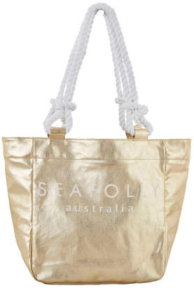 Seafolly Canvas Rope Tote
