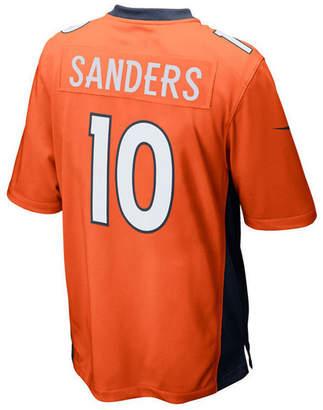 Nike Emmanuel Sanders Denver Broncos Game Jersey, Big Boys (8-20)