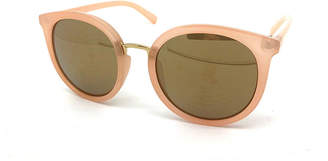 Fantas-Eyes Fantas Eyes Womens Full Frame Round UV Protection Sunglasses
