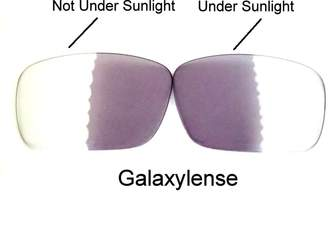 Oakley Galaxylense Galaxy Replacement Lenses for Fuel Cell Photochromic Transition