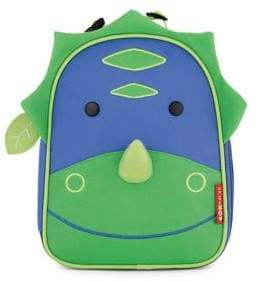 Skip Hop Kid's Zoo Dinosaur Insulated Lunch Bag