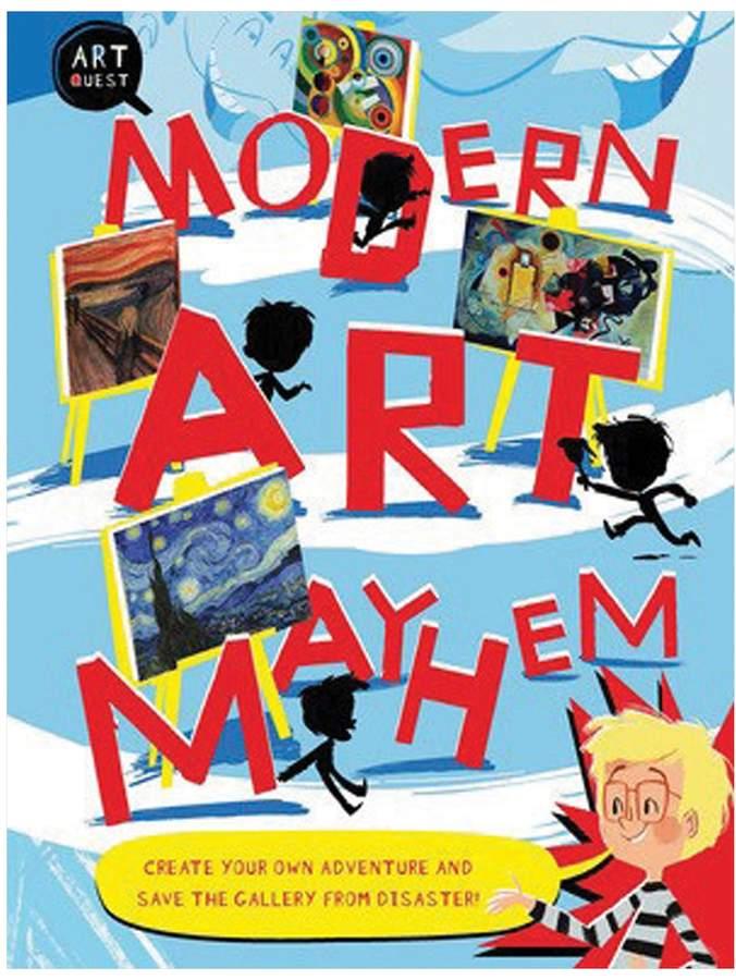 Quarto Publishing Modern Art Mayhem