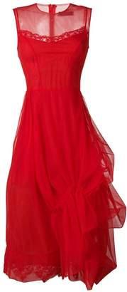 Simone Rocha gathered tulle dress