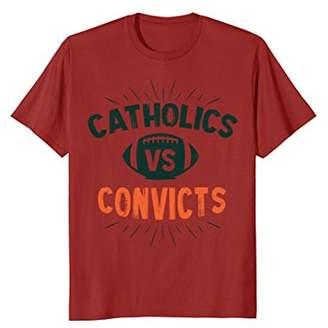Victoria's Secret Catholics Convicts T-Shirt