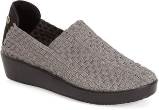 Bernie Mev. 'Cha Cha' Wedge Slip-On