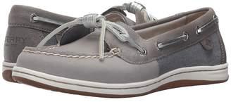 Sperry Barrelfish Women's Lace Up Moc Toe Shoes