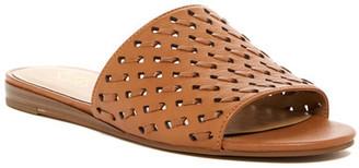 Franco Sarto Giver Slide Sandal $89 thestylecure.com