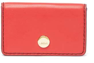 Lodis Downwtown Mini RFID Leather Card Case