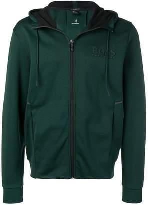 HUGO BOSS Saggy full zip hooded jacket