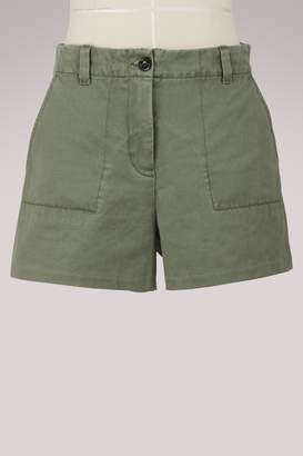 A.P.C. Cotton Alicia shorts