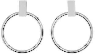 Botkier Hoop Drop Earrings