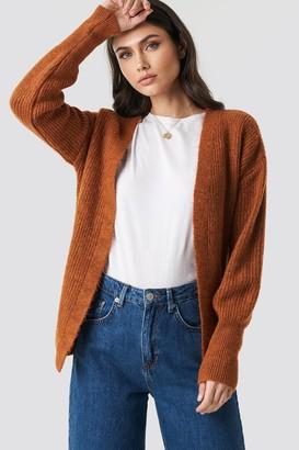 Milla Trendyol Knitted Cardigan Brown