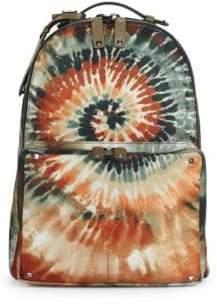 Valentino Tie-Dye Nylon Backpack