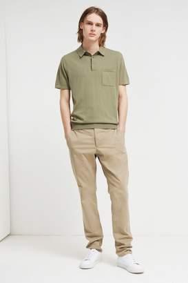 French Connenction Super Fine Cotton Polo Shirt