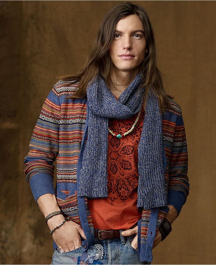 Denim & Supply Ralph Lauren Sweater, V-Neck Cardigan Sweater