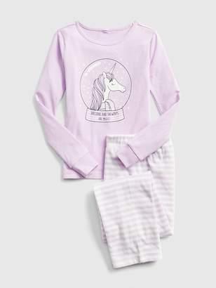 Gap Unicorn PJ Set
