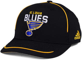 adidas St. Louis Blues Piper Adjustable Cap