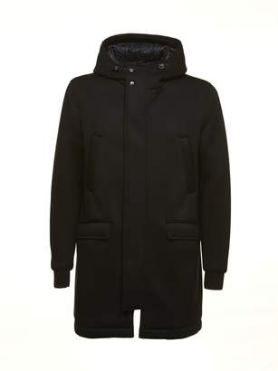 Herno Flap Pocket Padded Coat