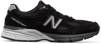 New Balance 990v4 lace-up leather sneakers
