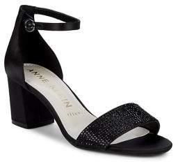 Anne Klein Cordelia Ankle Strap Sandals