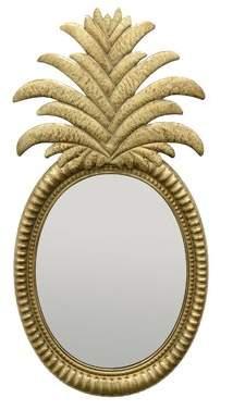 Bayou Breeze Rabiya Pineapple Inspired Accent Mirror
