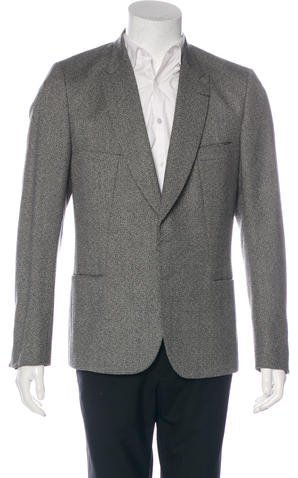 Paul Smith Paul Smith Wool Donegal Sport Coat
