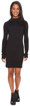 Smartwool - Granite Falls Sweater Dress Women's Dress $150 thestylecure.com