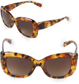 Versace Women's 54MM Butterfly Sunglasses
