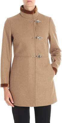 Fay Virgin Wool And Cashmere Coat