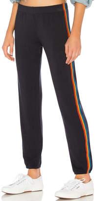 Monrow Sweats W/ Stripe