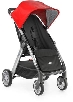 OXO Tot Cubby Stroller, Charcoal/Red