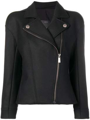 Pinko zip-up biker jacket