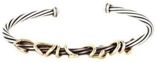 David Yurman Whispers I Love You Bracelet