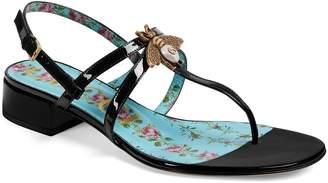 Gucci Bee Thong Sandal